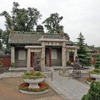 常平関羽家廟