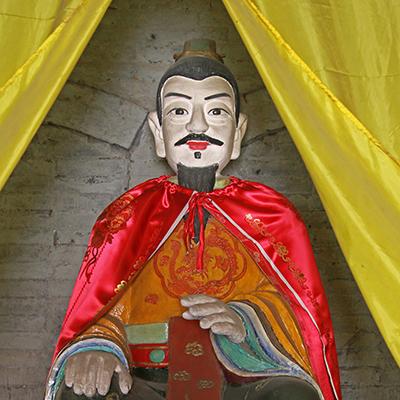 太陽三義廟