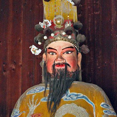 上沙呉大帝廟