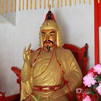 周瑜将軍廟