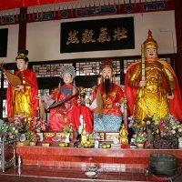 富池呉王廟