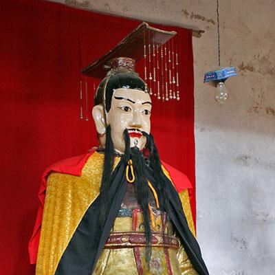 界石呉主廟