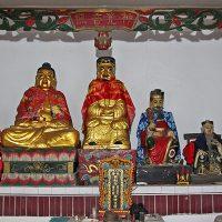 大羅湖呉王廟