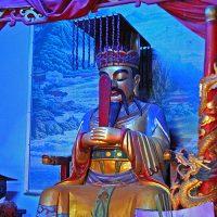 嵩山呉王廟