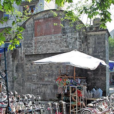三義廟照壁