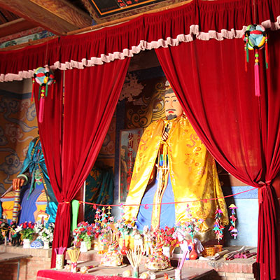 蔡庄三義廟