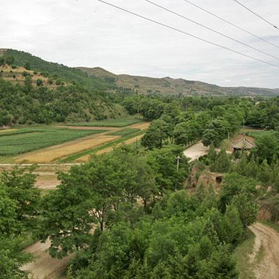 木門道古戦場